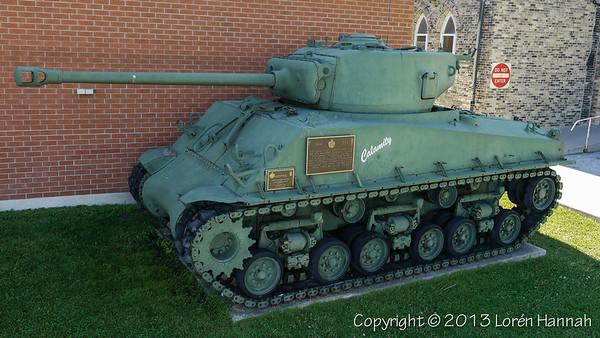RCL Branch 62 - Sarnia, ON - M4A2E8