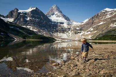 2014-07 Mount Assiniboine Hike