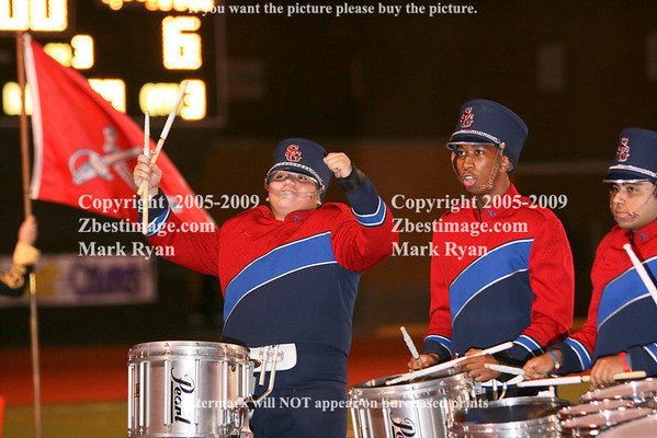 South Garland High School Vs. Richardson High School Eagles Band