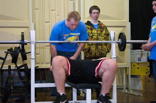 Sam's Powerlifting Regionals 2011