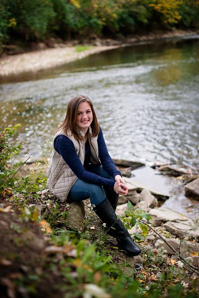 Laura Senior Portraits