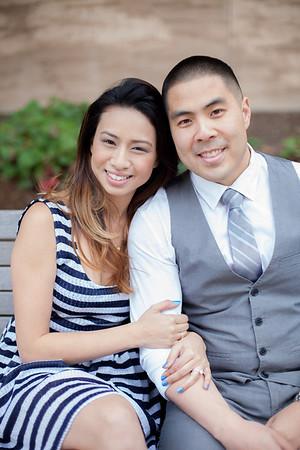Michelle & Eddie Engagement