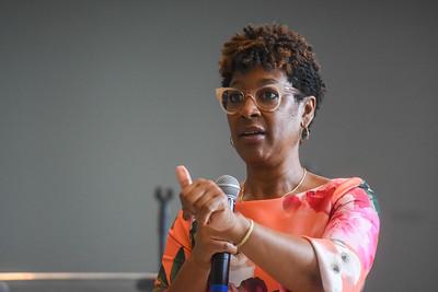DR. SYB BROWN speak in Chapel
