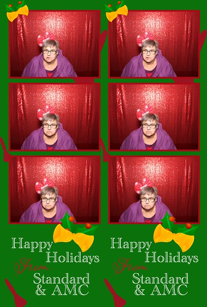 Happy Holiday's from Standard & AMC Day 3 (12/20/19)