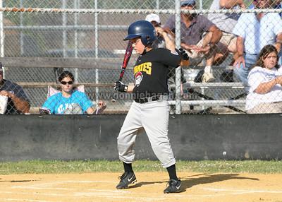 Masonville Pirates vs Whitesville Yankees