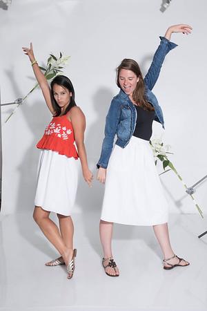 Alison Coy and Hannah Greenberg 2018 Last Shoot