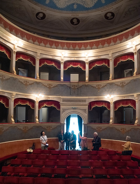 Petrella Theater