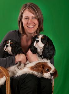 Nicole & Doggies