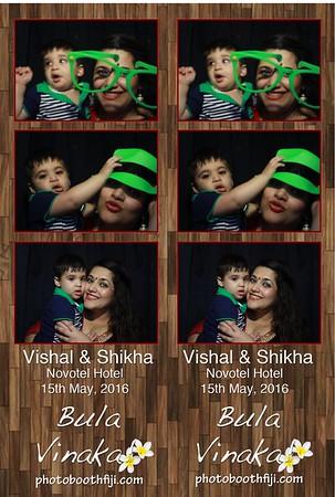 Vishal & Shikah