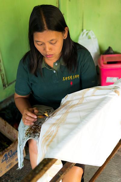 Handrawn Batik