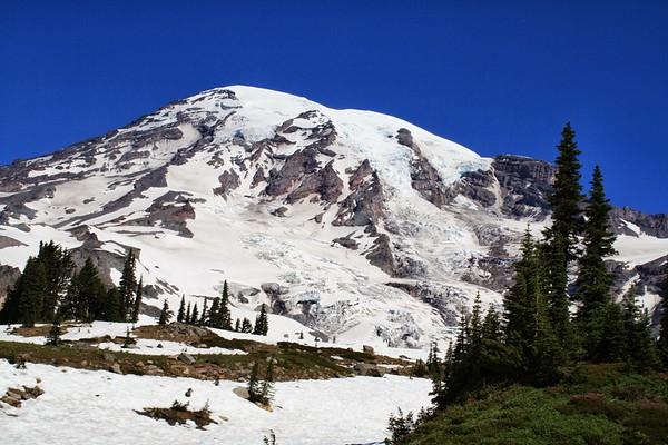Mt. Rainier 2013, Team 2, Climb to Fight Breast Cancer