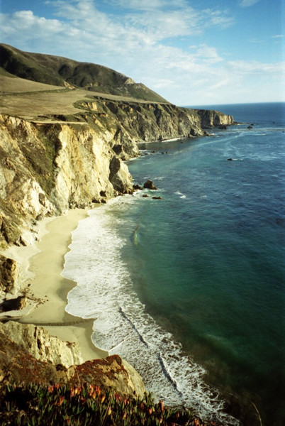 Big Sur Coastline, California - United States