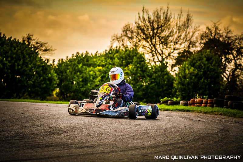 Leinster Karting Club - 2017/18 Winter Championship - Round 1