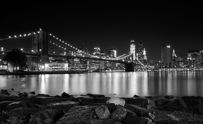 Night in the City - Black and White.jpg