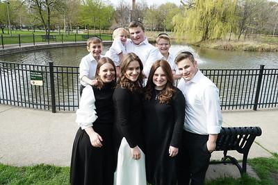 Goldwag Family Portraits-April 28, 2019