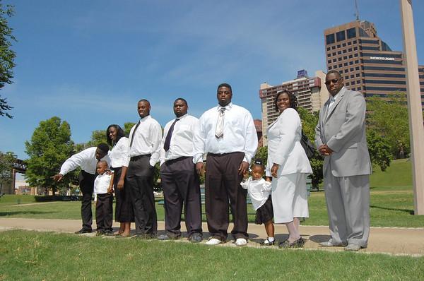 Kay Blanchard - Family Photos - May 26