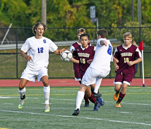 New Britain-Southington Soccer 10-1-20