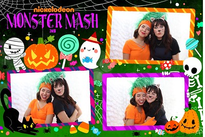 Nickelodeon Monster Mash 2018