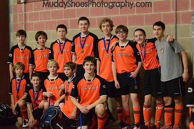 Excalibur U14 Boys - Regional Champs!