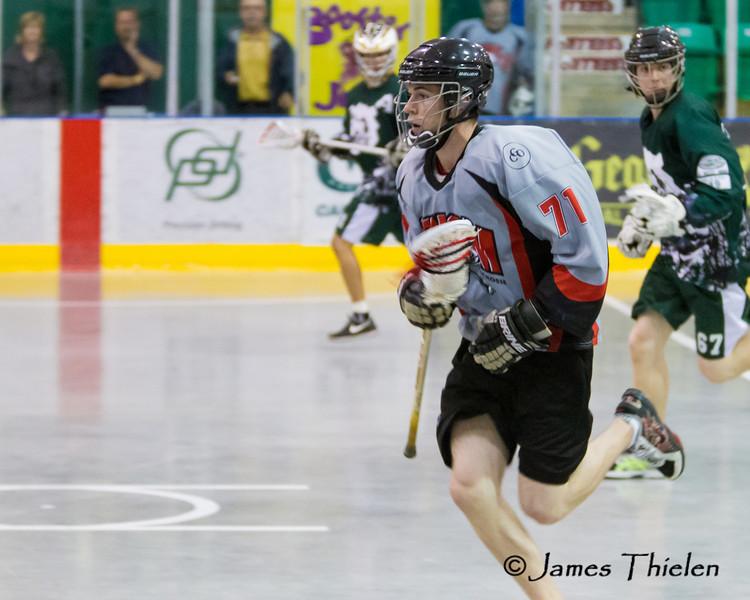 Game, June 13, 2012 Okotoks Ice vs Strathmore Venom