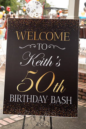 Keith 50th