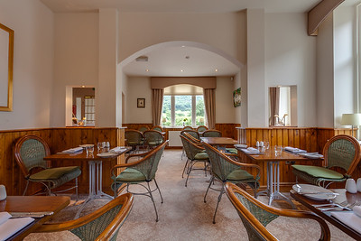 Samuel Fox Restaurant Peak District