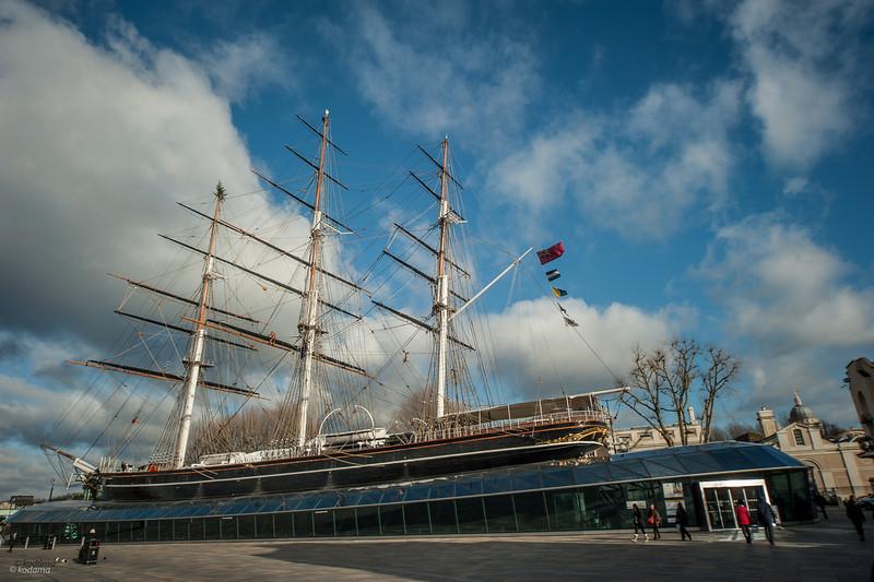The Cutty Sark (Greenwich)