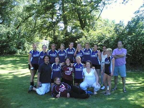 20060617 Dames Nederlands Kampioen Veld