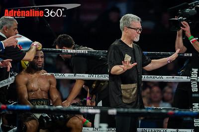 2016 - Gala de boxe - Kovalev vs Pascal 2