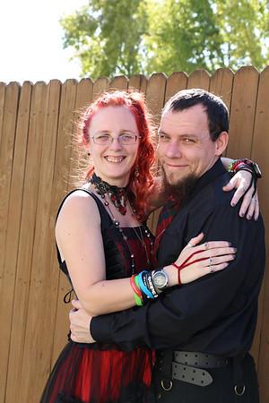 Shawn and Ambier wedding