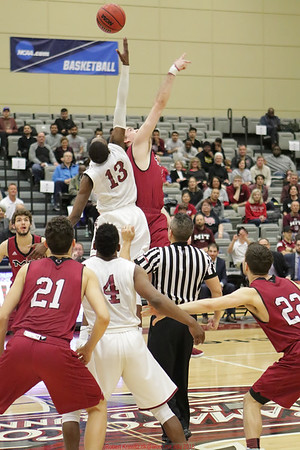 MIT-Ramapo Men's Basketball March 10, 2018