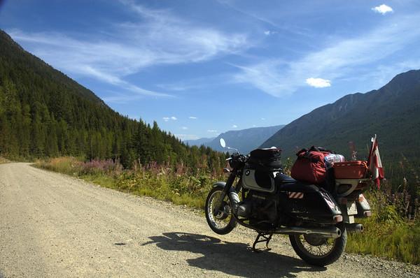 Across Canada on a '71 R50/5 Aug-Sep '07
