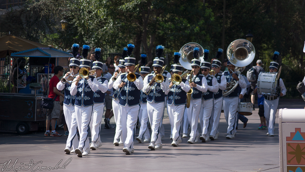 Disneyland Resort, Disneyland, Band