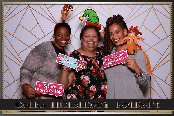 12-13-18 DAR Holiday Party