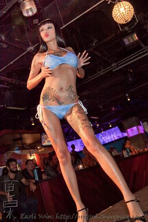 Miss Lola Bikini Fashion Show