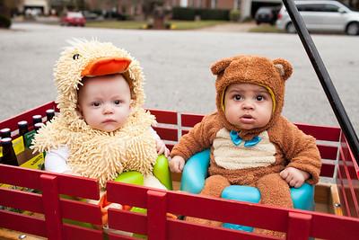 Baby Liam Halloween 2013