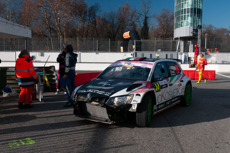2019.12.07 - Monza Rally Show 2019