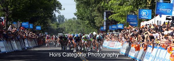 2012 Finish in Clovis