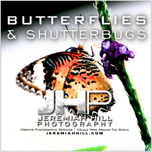 BUTTERFLIES & SHUTTERBUGS