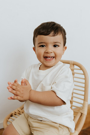 Diego, 18 meses