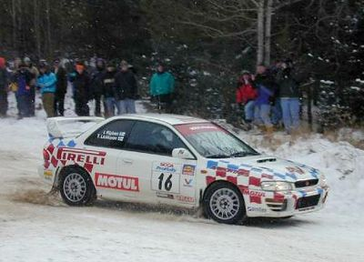 1st Rally Car History - AV Sport