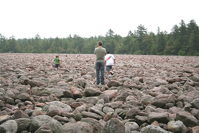 Pennsylvania boulder field 08