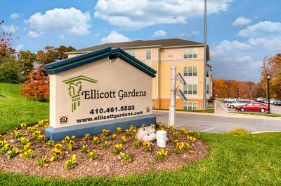 Ellicott Gardens