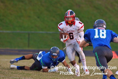 10-02-2014 Churchill HS vs Quince Orchard HS Varsity Football, Photos by Jeffrey Vogt Photography with Lisa Levenbach