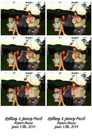 6.13.14 Brittany + Jamey Prock