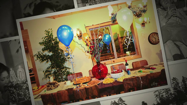 Pampy's 40th Birthday, Big Bear, CA