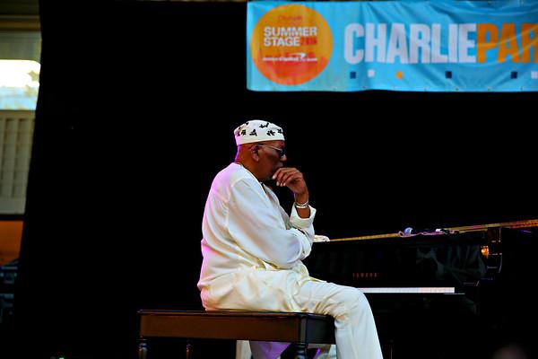 Charley Parker Jazz Festival August, 2016