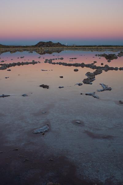 Salton Sea Salt Pools