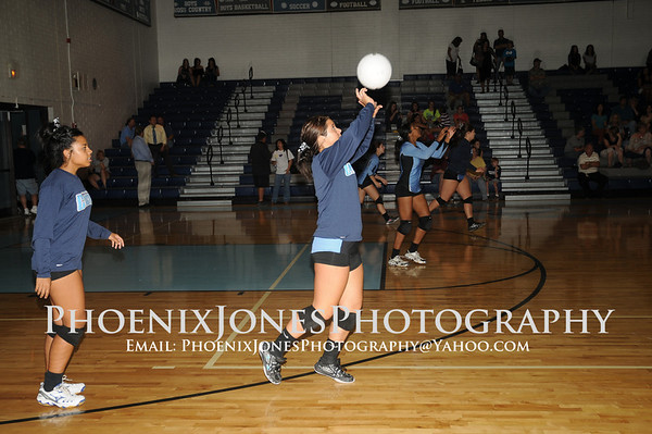 2011 Cactus Volleyball
