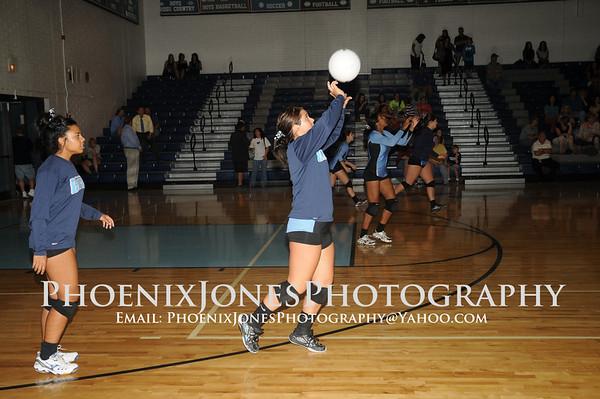 Cactus Varsity Volleyball Pics - 9/13/11